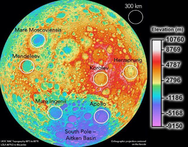 Exploraciones en la Luna causarán conflictos