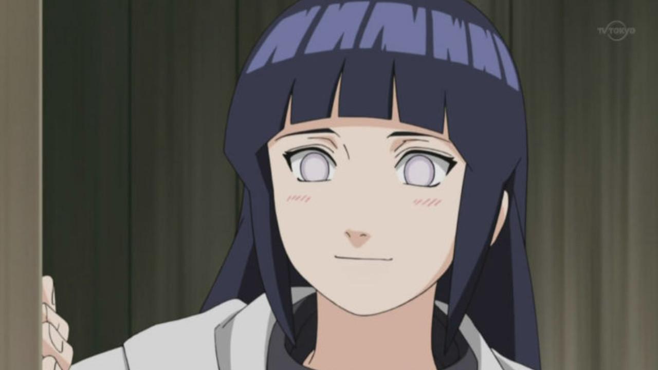 Hinata serie Naruto