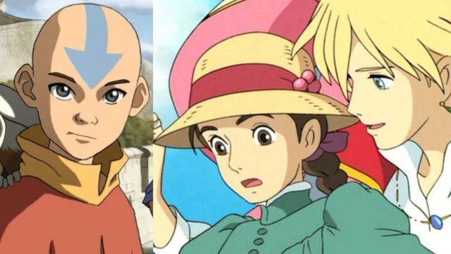Fan art crea un crossover entre El Castillo Vagabundo y Avatar: La Leyenda de Aang