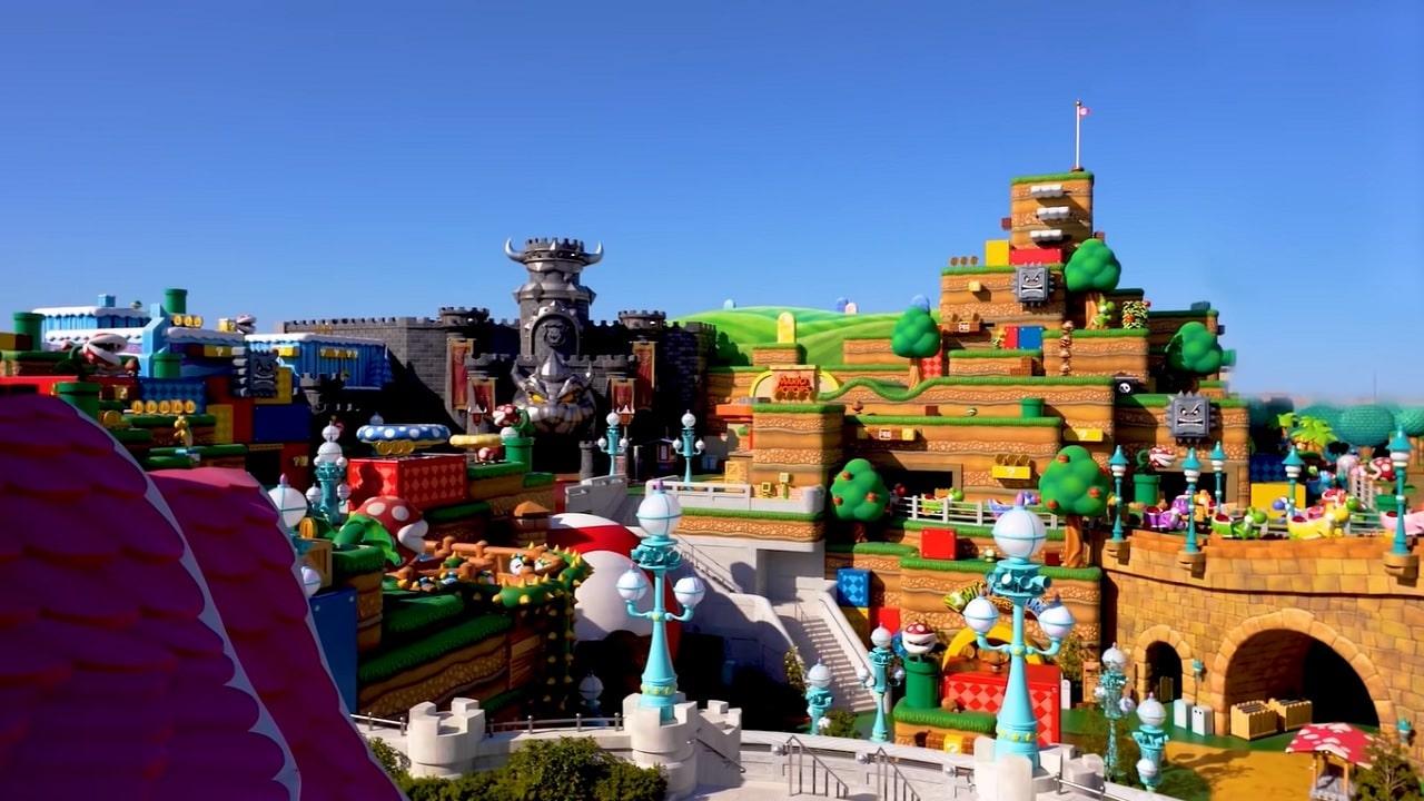 Parque temático de Nintendo Super Nintendo World