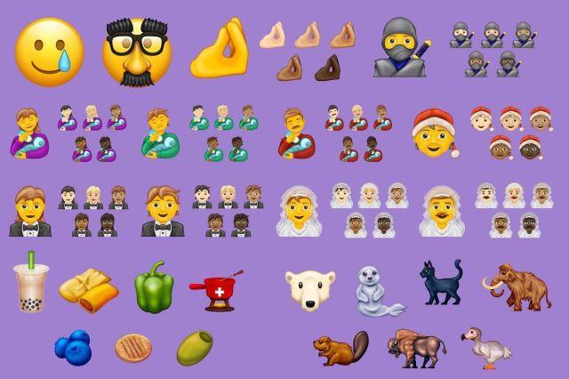 WhatsApp lanzará nuevo paquete de emojis