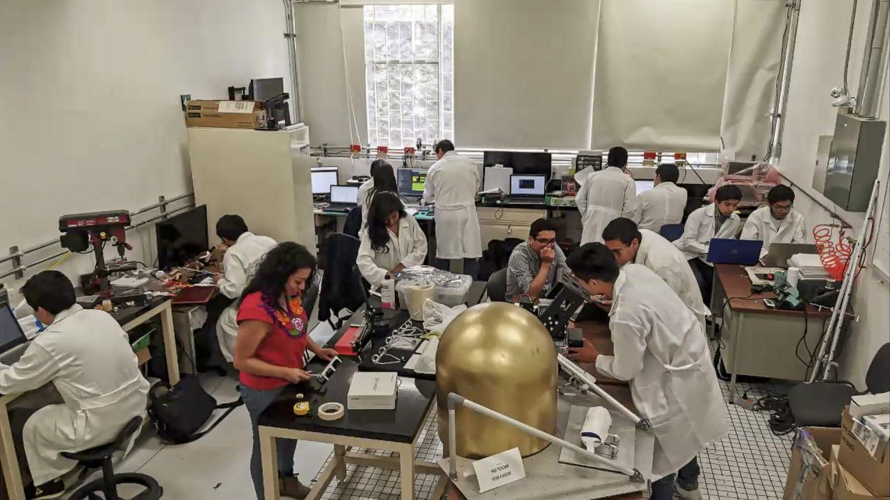 proyecto colmena facultad de ciencias unam