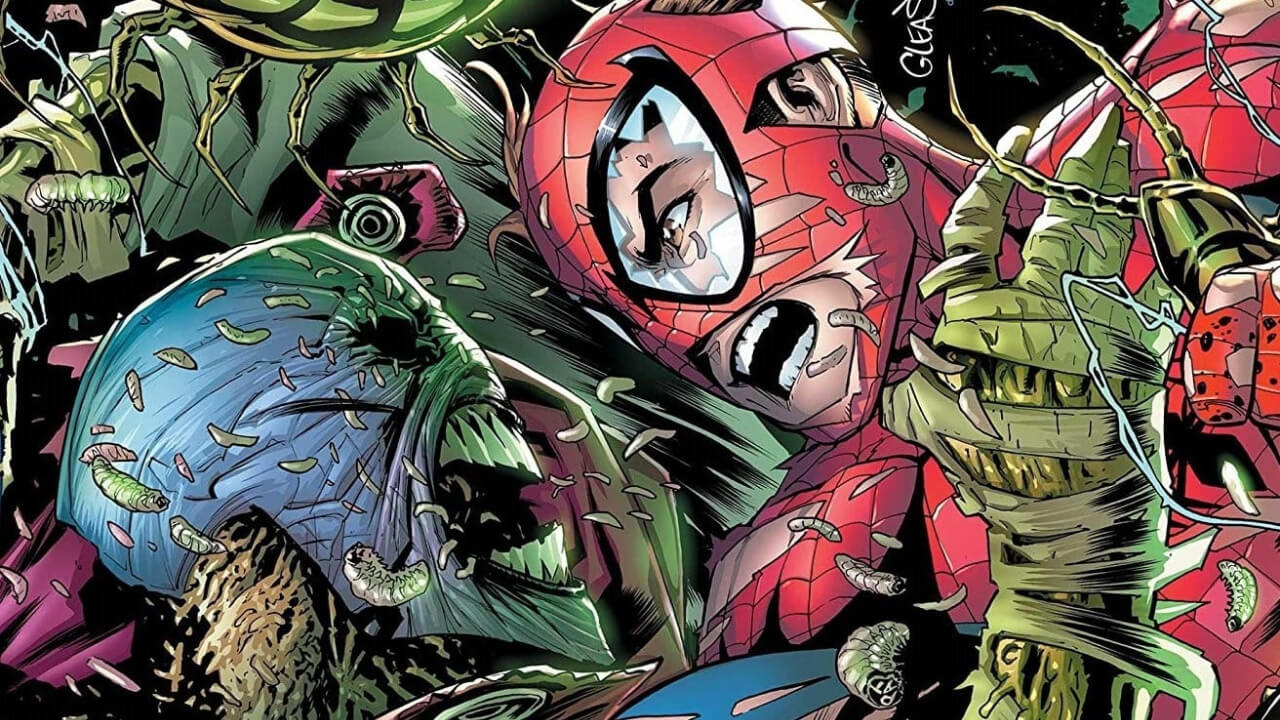the amazing spiderman 52
