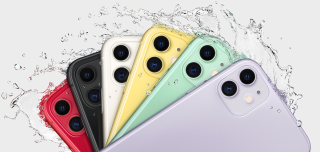 Apple reemplazará módulos de pantalla de iPhone 11