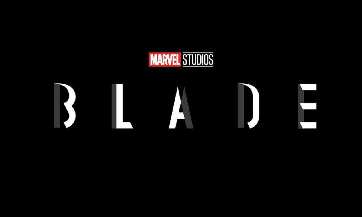 Logotipo película de Blade