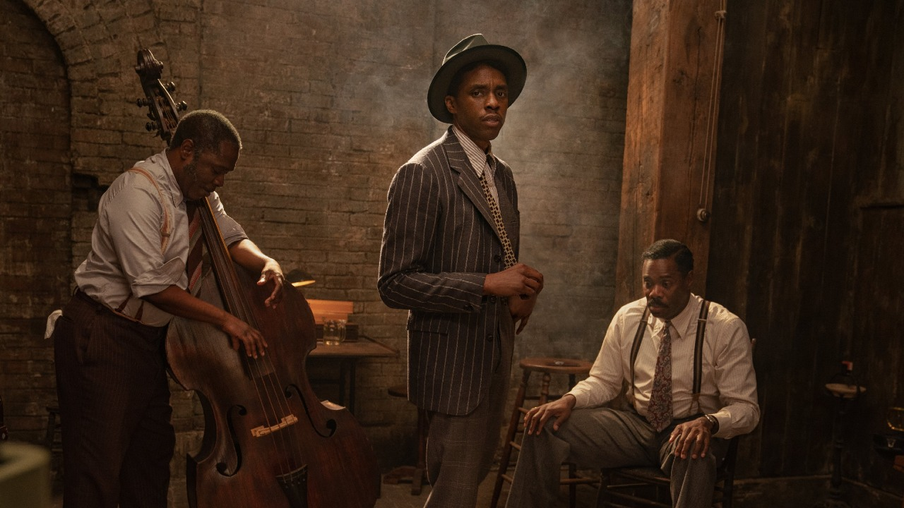 Chadwick Boseman protagoniza La Madre del Blues