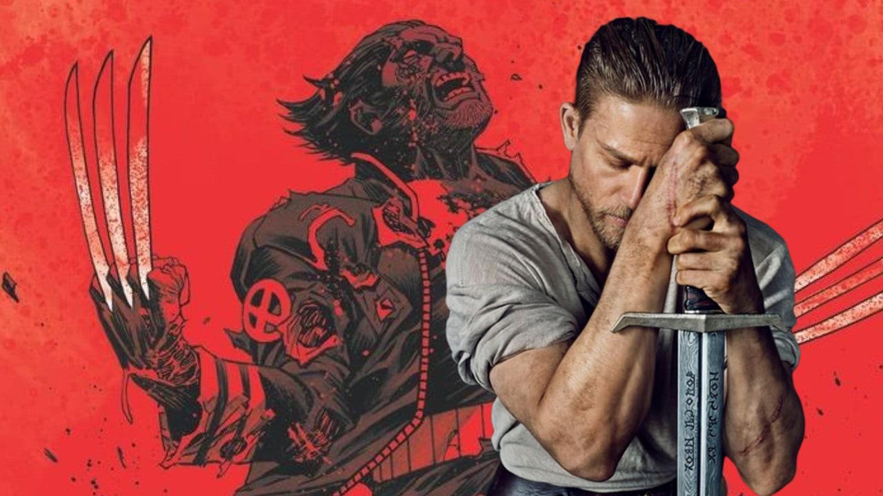 Charlie Hunnam como Wolverine