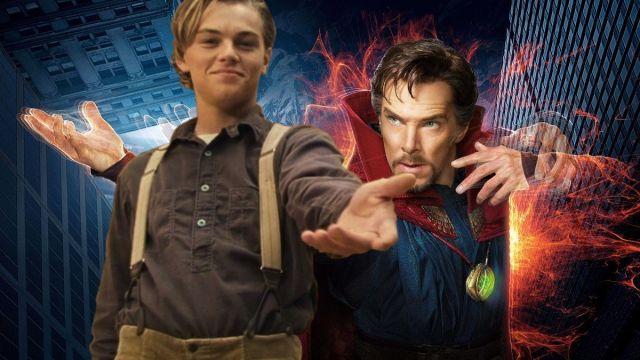 Leonardo DiCaprio en Doctor Strange