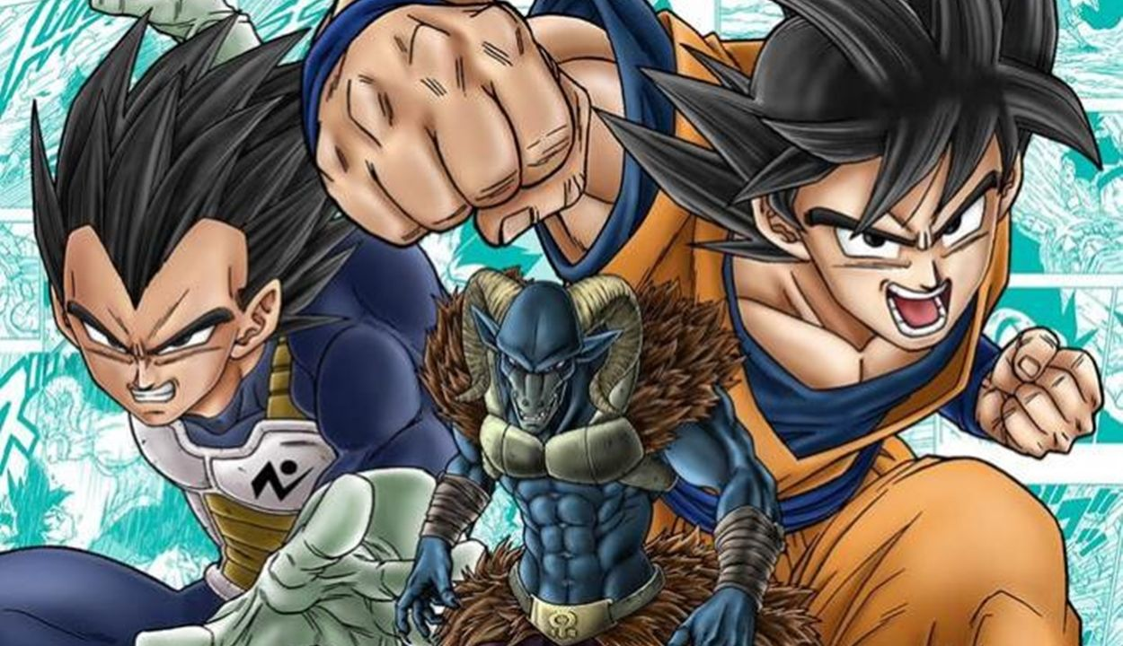Nuevo arco de Dragon Ball Super