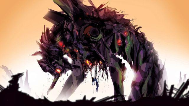 Póster de la última película de Rebuild of Evangelion
