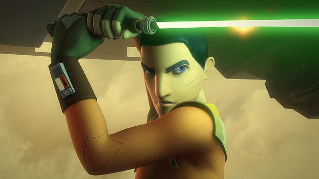 Ezra Bridger de Star Wars Rebels
