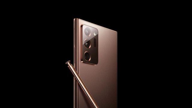 Galaxy Note de Samsung
