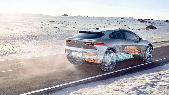 Jaguar I-PACE es SUV 100% eléctrico