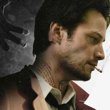 Fanart de Keanu Reeves como Constantine