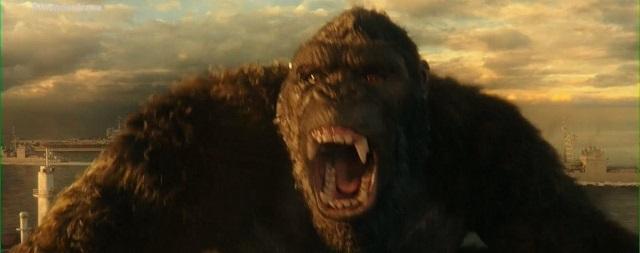 King Kong en Godzilla vs Kong
