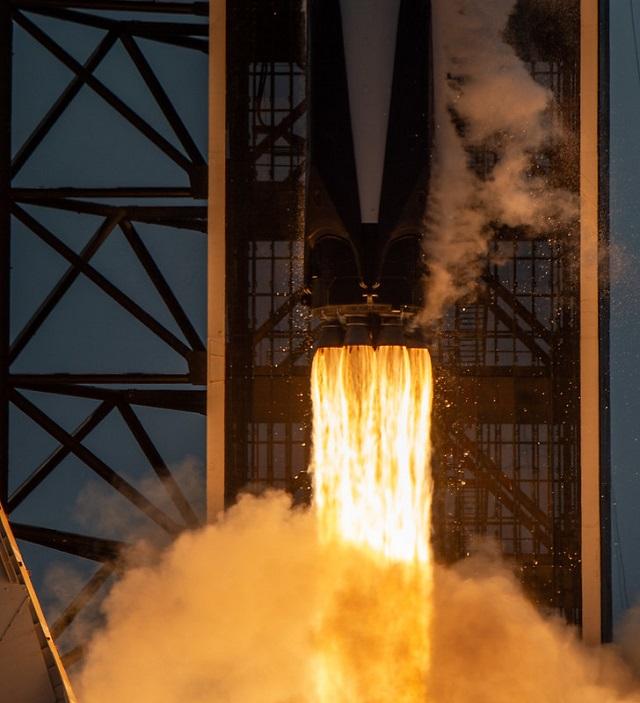 Cohete Falcon 9 Demo 2