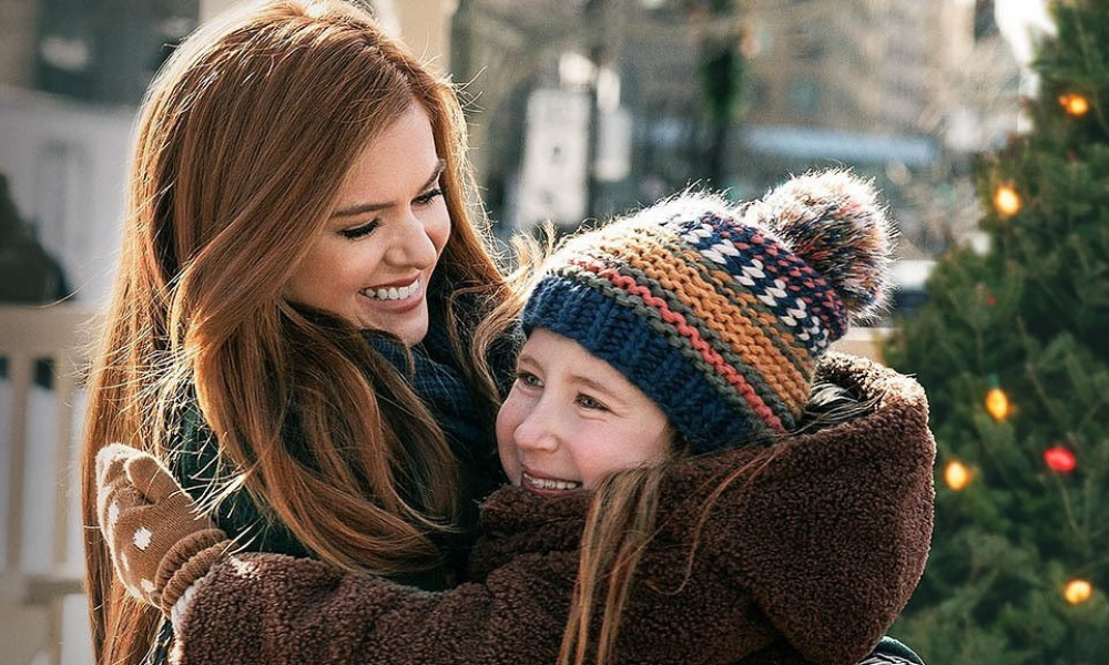 Mackenzie y Mia Godmothered Disney