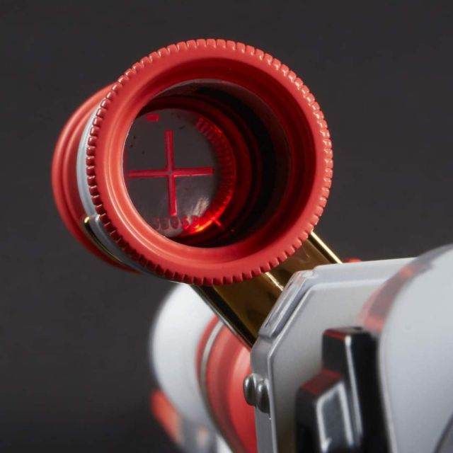 Nerf presenta réplica del rifle de Mando