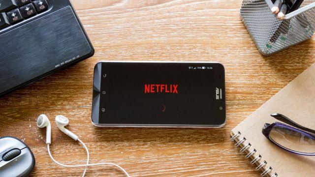 Netflix lanza modo para desactivar video