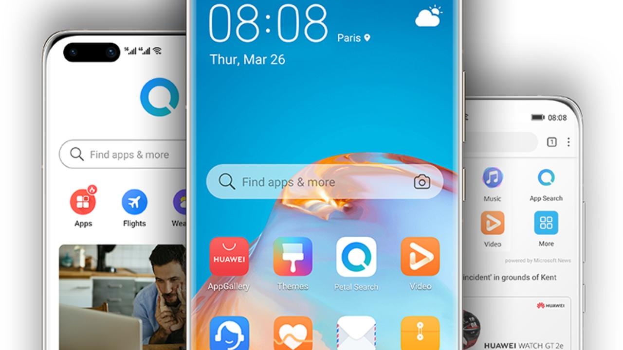 Petal Search llega a iOS y Android