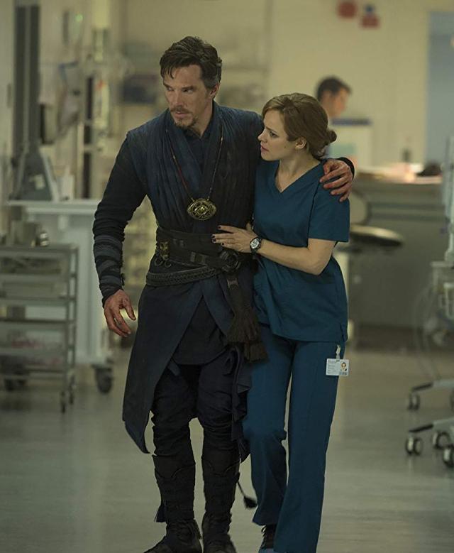 Rachel McAdams repetirá con su papel en Doctor Strange