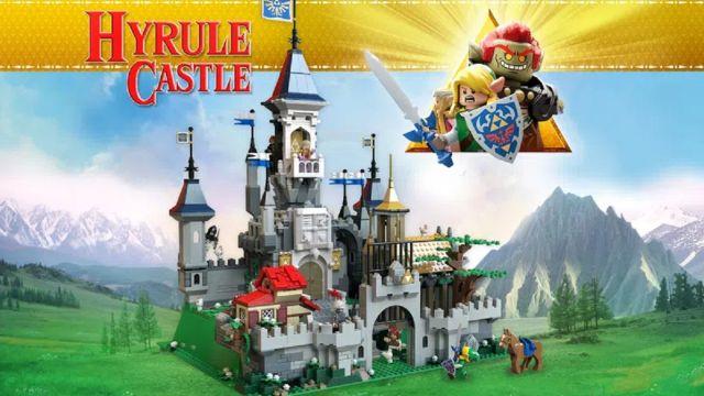 Set de Lego de Legend of Zelda