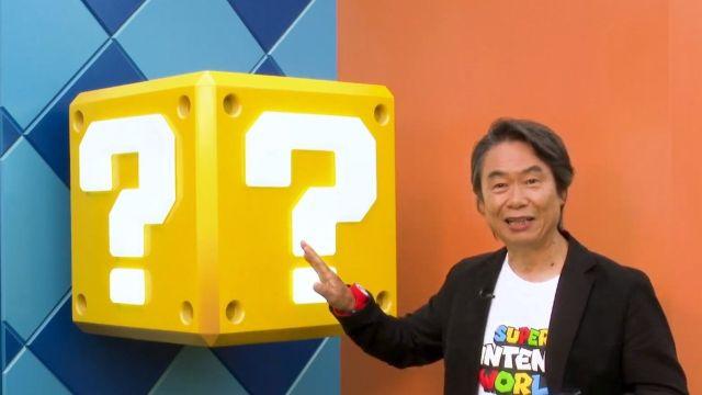 Shigeru Miyamoto nos da el primer tour por Super Nintendo World