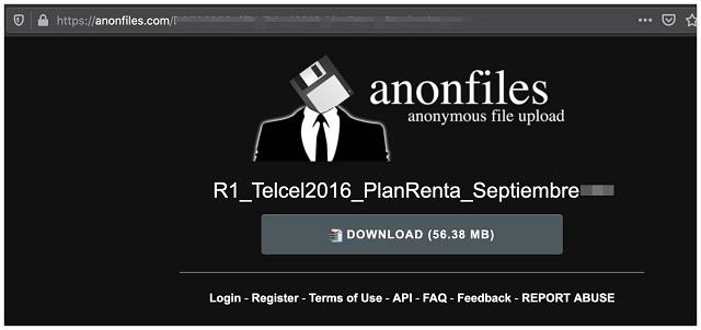 Filtran datos de usuarios de Telcel
