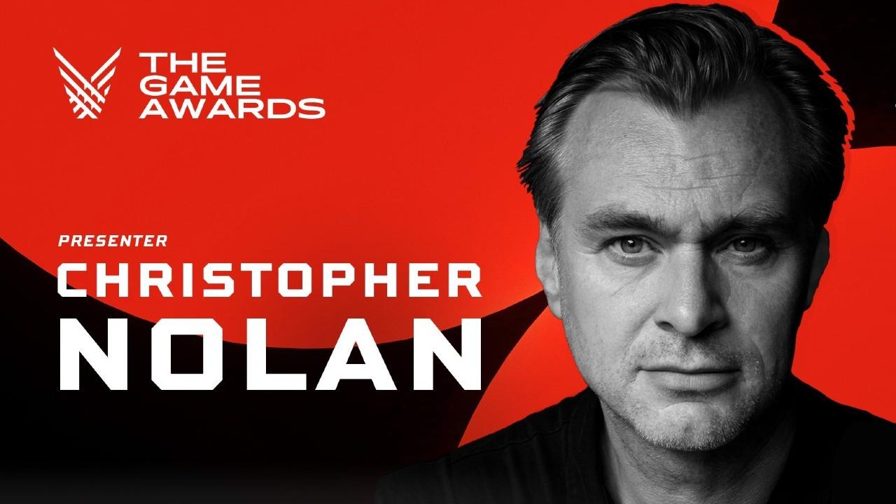 Christopher Nolan será invitado de The Game Awards