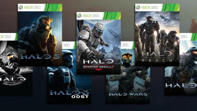 Halo para Xbox 360 ya no tendrá servicios online