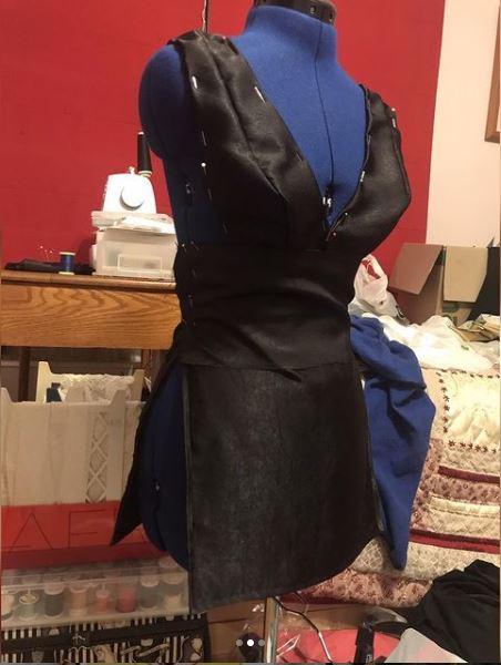 Yura Inuyasha Cosplay Dress