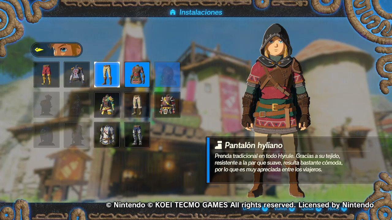 Hyrule Warriors Age of Calamity Link