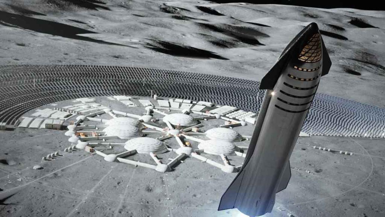 colonia lunar spacex