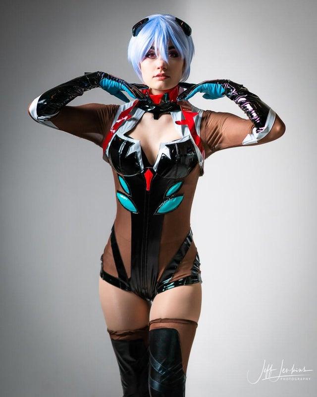 cosplay rei ayanami evangelion