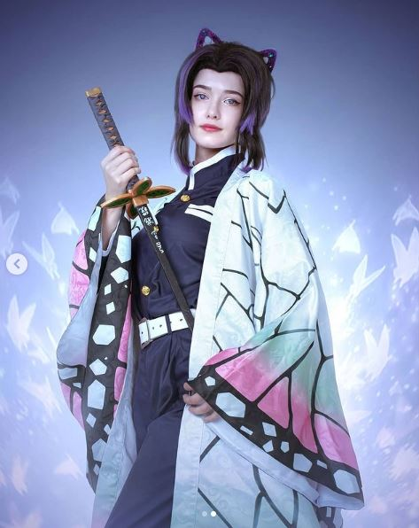 cosplay shinobu kocho