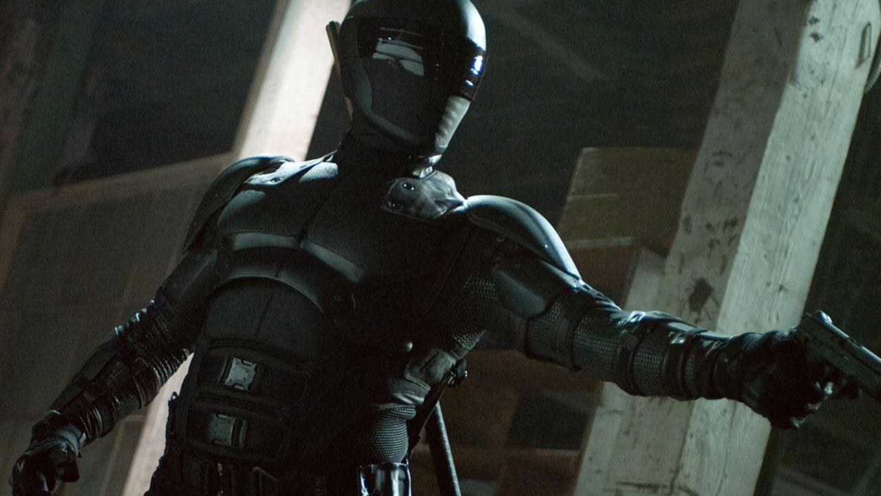 Snake Eyes, protagonista de la nueva película de G.I. Joe (Hasbro).