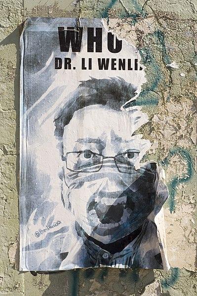 Li Wenliang, el médico que intentó advertir de la pandemia de Covid-19
