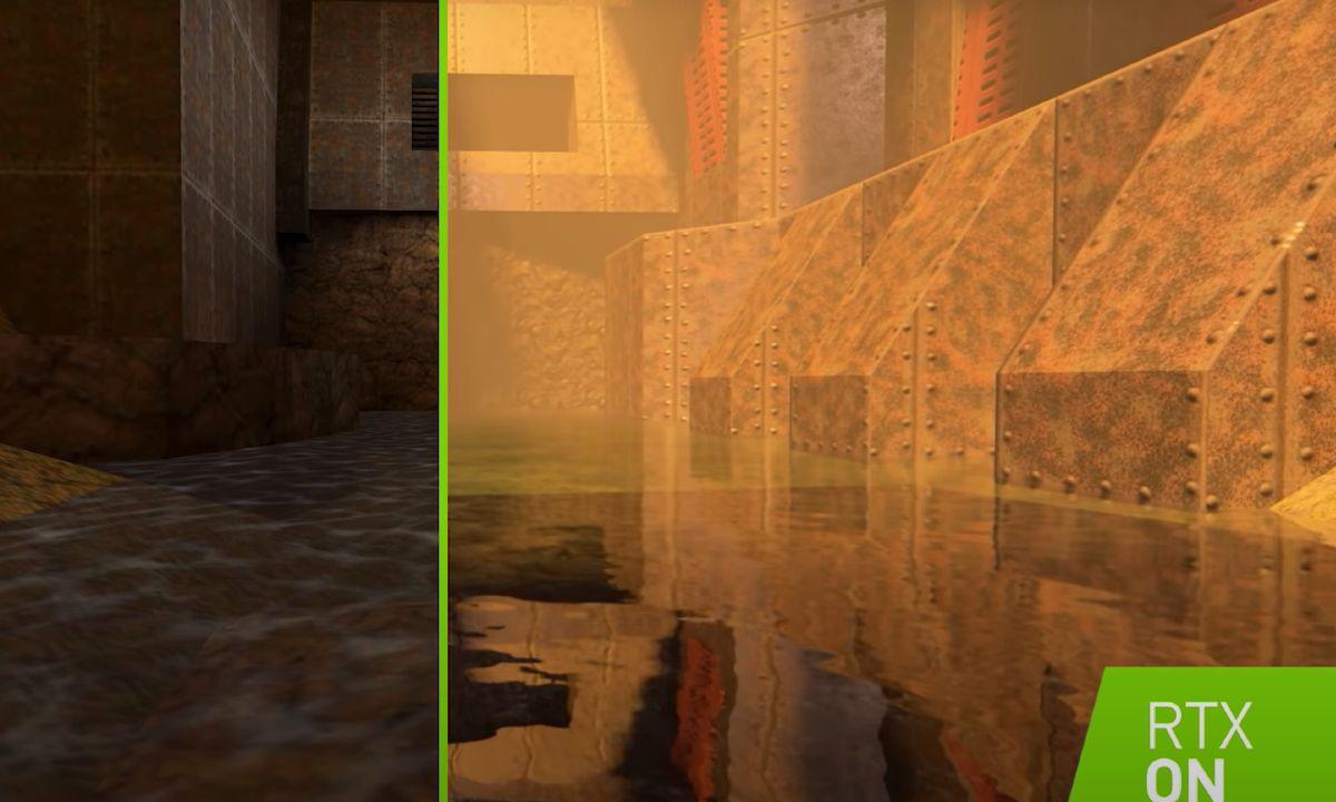 Quake II con RTX