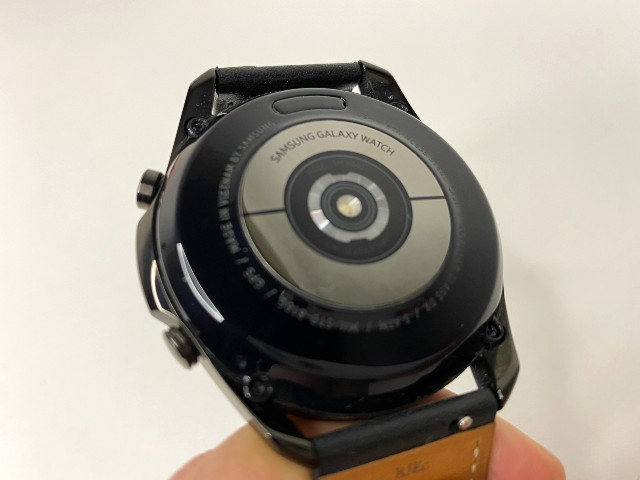 Galaxy Watch3 de Samsung (Código Espagueti).