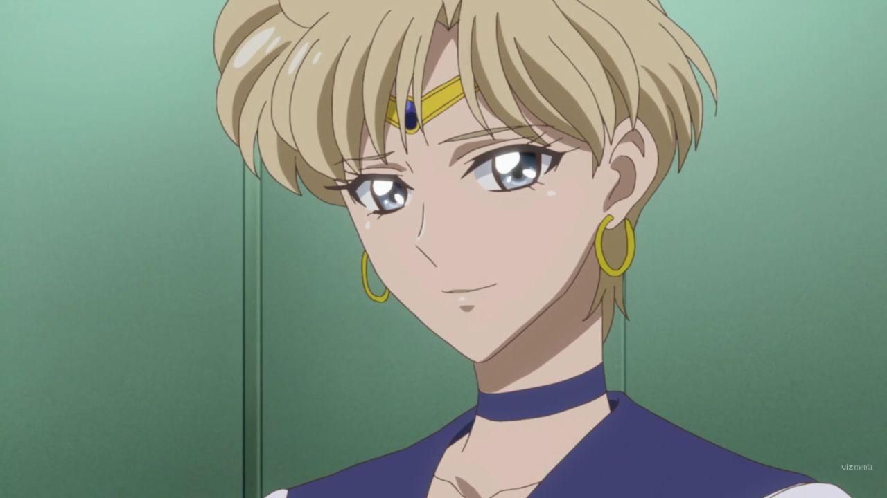 Sailor Uranus es la Sailor Scout más popular