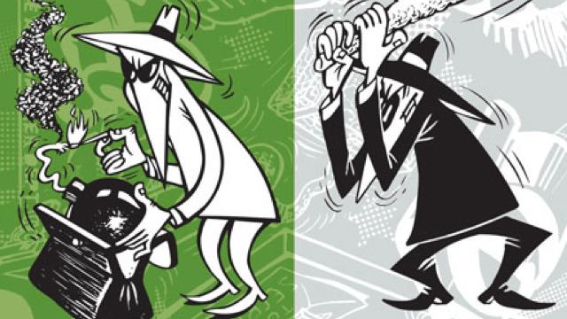 Spy vs Spy Antonio Prohias