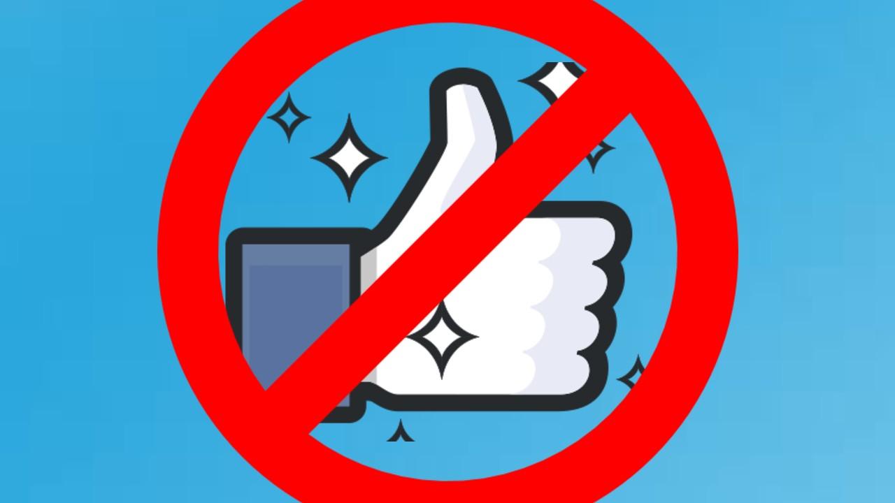 Adiós al Me Gusta en estas páginas de Facebook