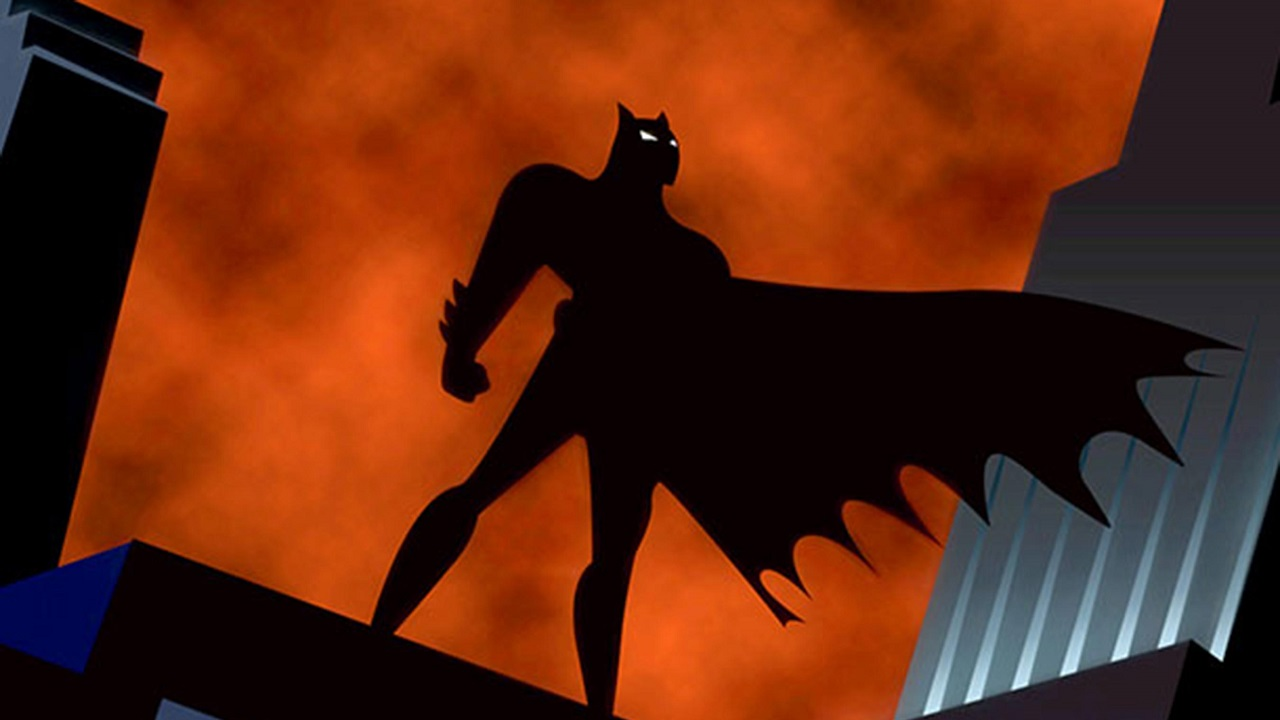 Serie Animada de Batman