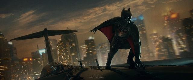 Batman Beyond Fanart