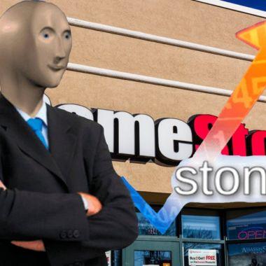 GameStop Stonks