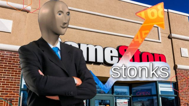 GameStop Stonks