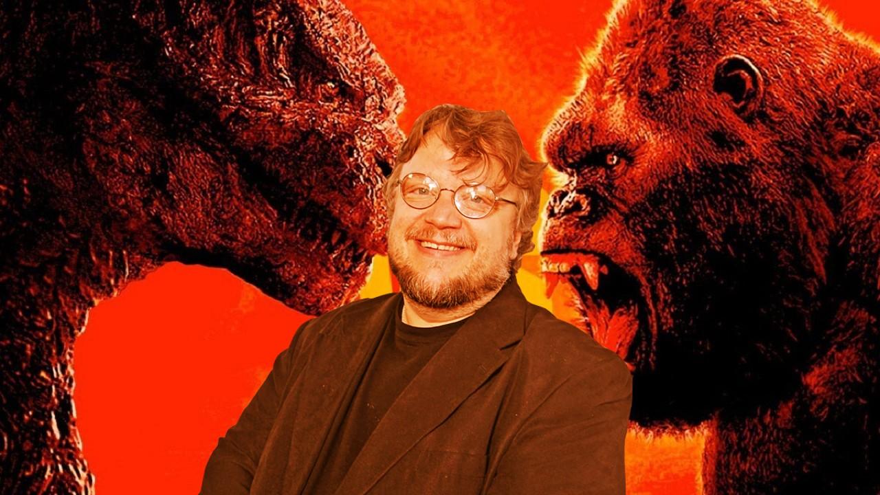 Guillermo del Toro Godzilla vs Kong