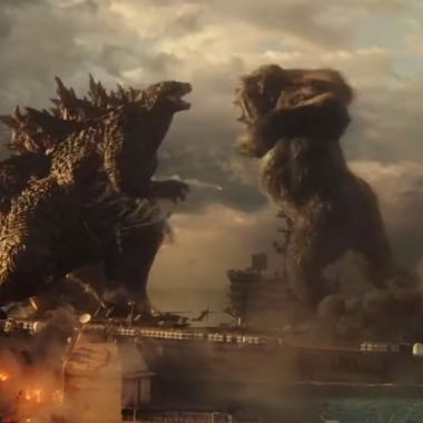 Godzilla vs. Kong teaser