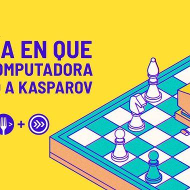 Kasparov Deep Blue