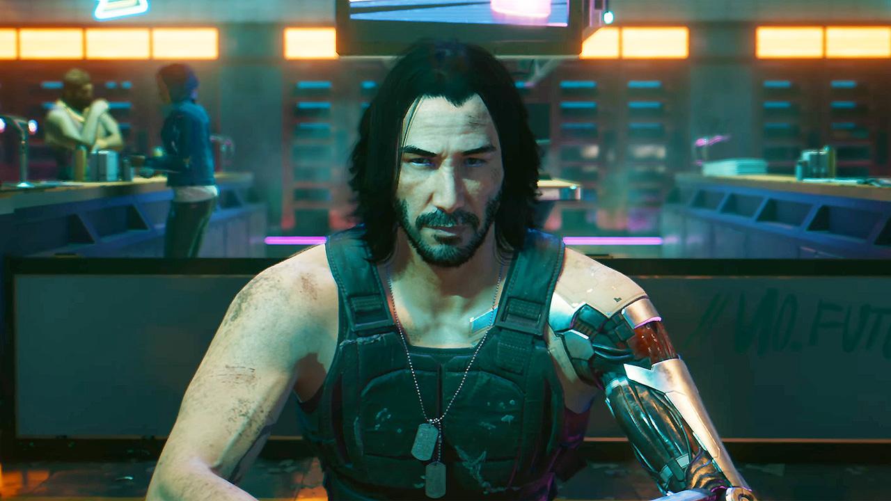 Cyberpunk 2077: Eliminan mod que permitía tener relaciones con Keanu Reeves